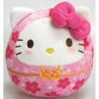 KITTY54487 - Hello Kitty Sakura Daruma S Pink